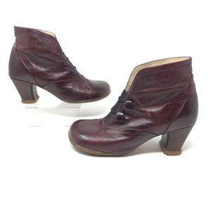 Fluevog Minstrel Giulia Operettas Ankle Boots